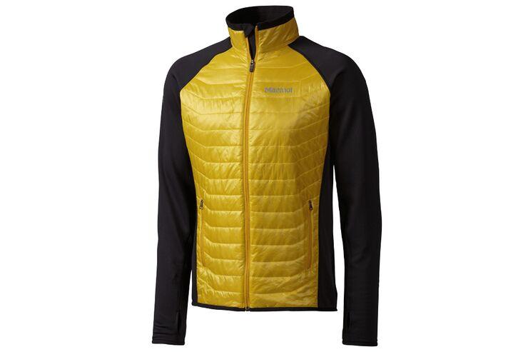 od 1115 test hybridbekleidung marmot variant jacket