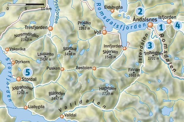 od-2018-Romsdalseggen-Norwegen-Karte